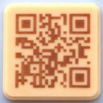 QR Code Chocolate