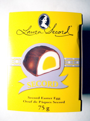 Laura Secord Egg