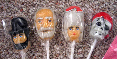 McPhee Lollipops