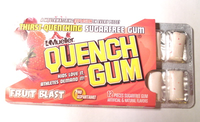 Quench Gum Sugarfree