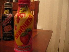 Starburst Strawberry Slammer