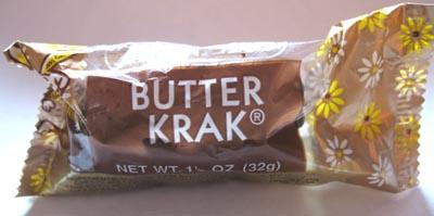 Butter Krak wrapper