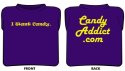 Candy Addict t-shirts